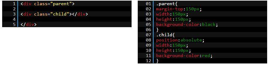 الدليل الشامل لشرح الفرق بين Position:Static, Relative